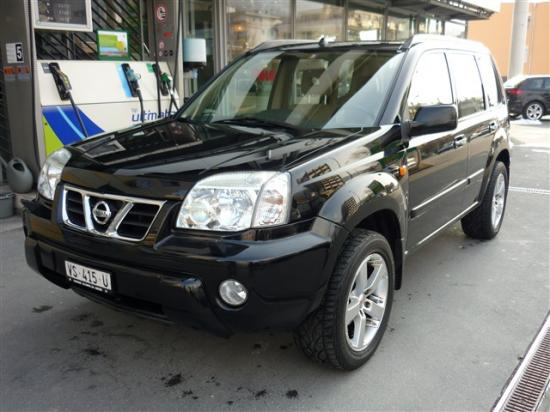 Nissan X-trail ess ou diesel