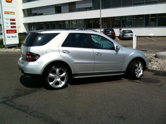 Mercedes ML ess ou diesel