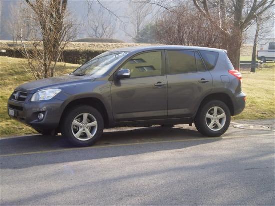 Toyota RAV-4 ess ou diesel
