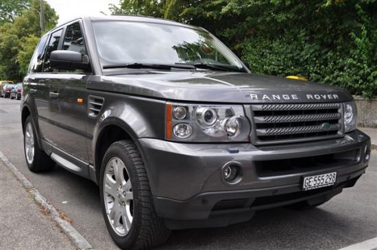 Rang Rover Sport Ess ou diesel