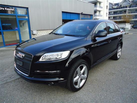 Audi Q7, Q6, Q5 ess ou diesel