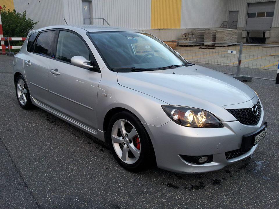 Mazda 3 Automatique, 2004