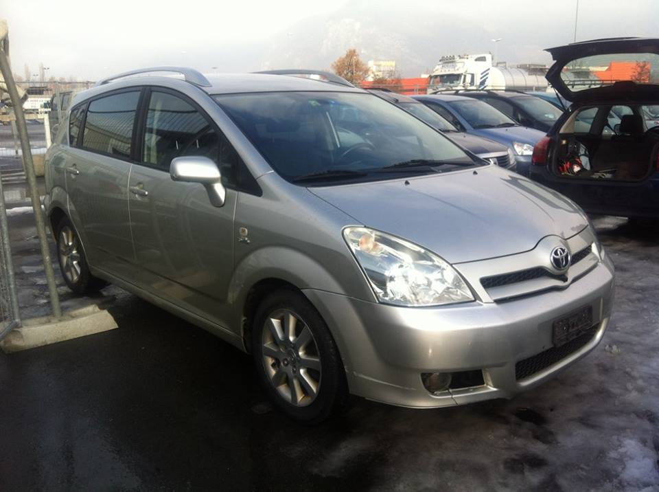 Toyota Corolla  verso Diesel 7 places