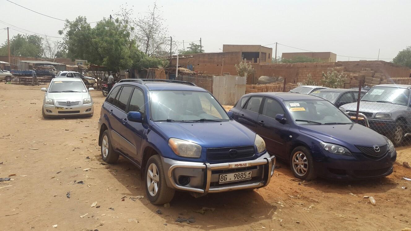 Niger Car Rental