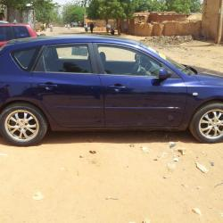 Mazda 3, sport 2.0, année 2004