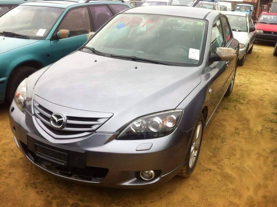 Mazda 3. année 2006