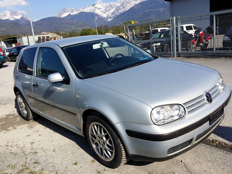 VW Golf 4  Automatique. 1.6 essence