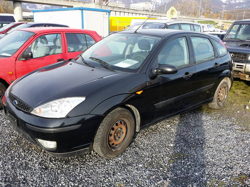Ford Focus 2004 CHIC