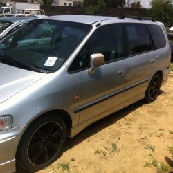HONDA Shuttle 2.3i LS Swiss 7 places