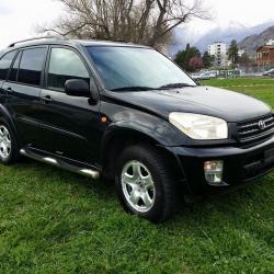 Toyota RAV-4. Automatique. 2003